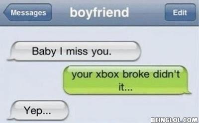 Your Xbox Broke