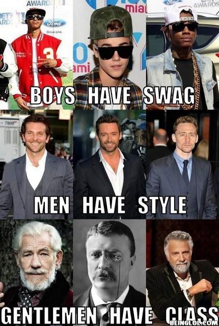 Swag Vs Style Vs Class !