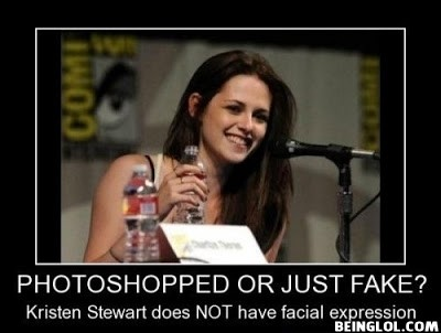 Photoshopped Or Just Fake ?