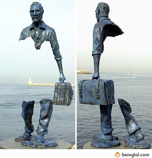 Amazing Sculpture