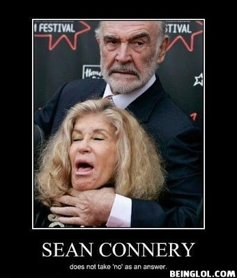 What Happens When Sean Connery Is Angry !