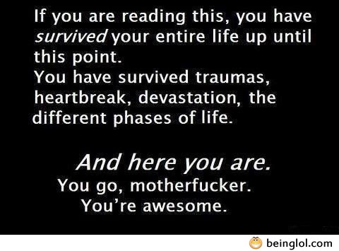 If You Are Reading This