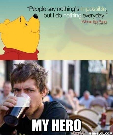 My Real Hero ...