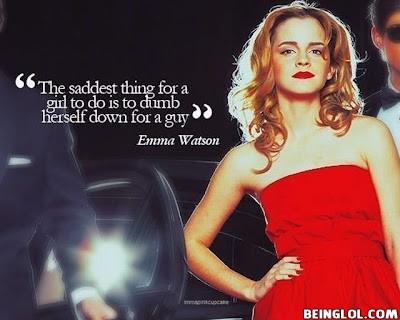 Gotta Love Emma Watson