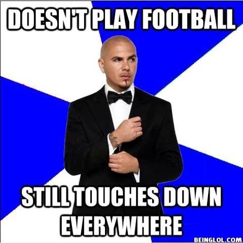 Pitbull ...