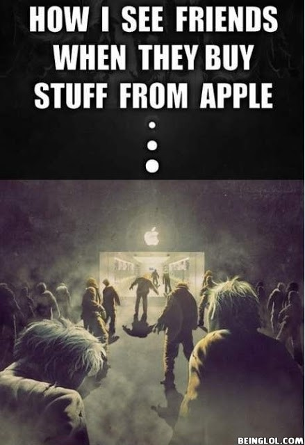 Not a Fan of Apple ...