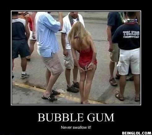 Dont Sw@llow Your Gum