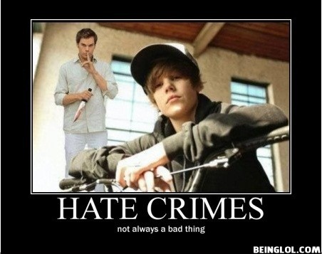 Hate Crimes Arent All Bad