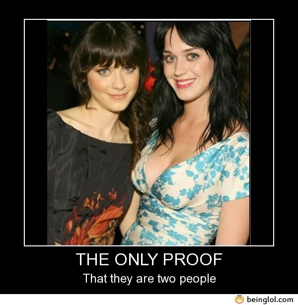 The Only Proof