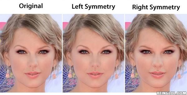 Taylor Swift Face Flip