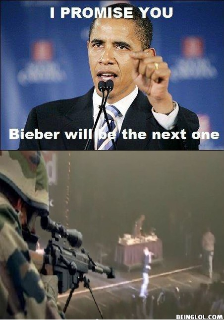 And That's the Last Speech of Obama