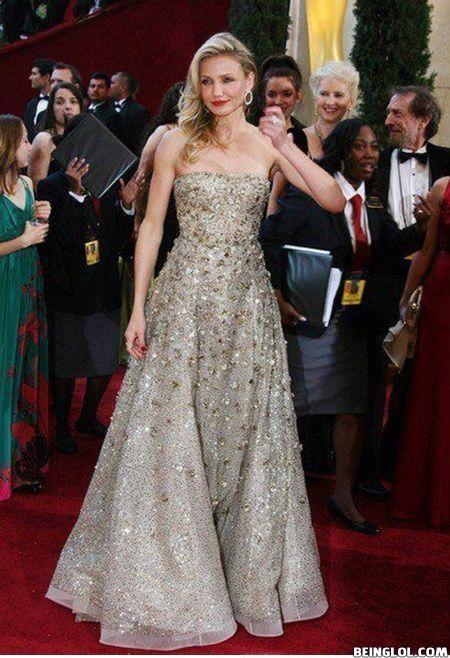 Beautiful Dress Cameron Diaz