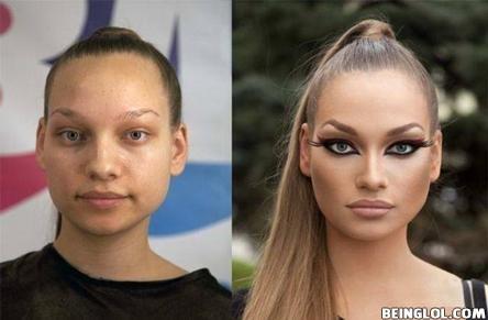 Epic Makeup Power