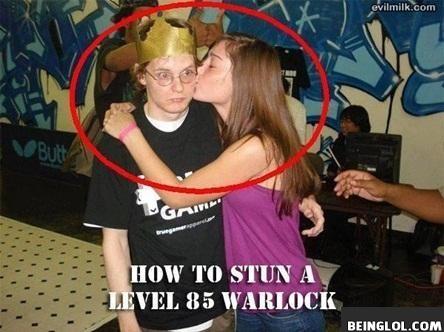 How to Stun a Warlock