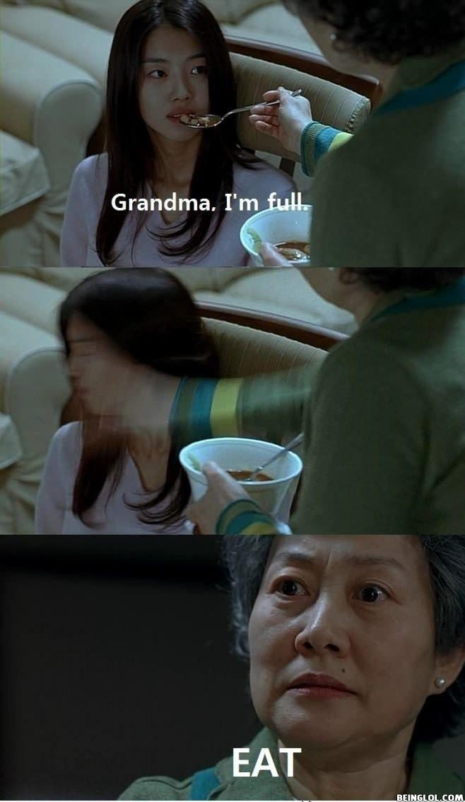 Grandma's Are Same, Watch It