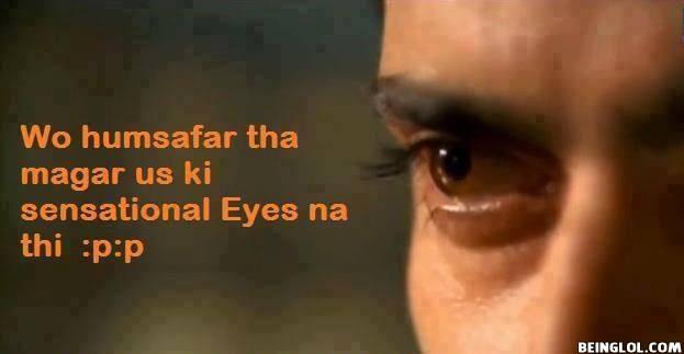 Woh Humsafar Tha Magar..