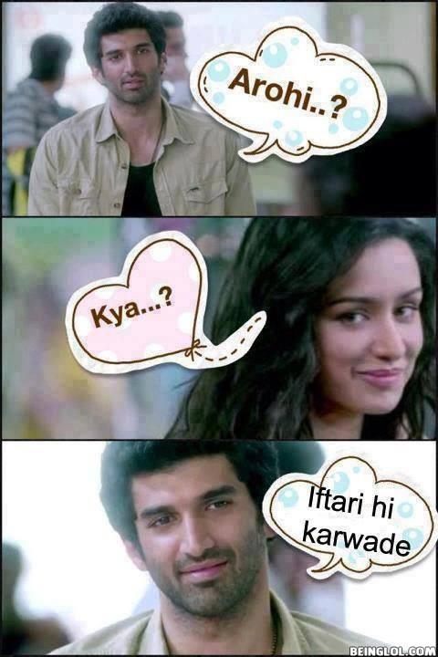 Arohi.. Iftari Hi Karwade!!
