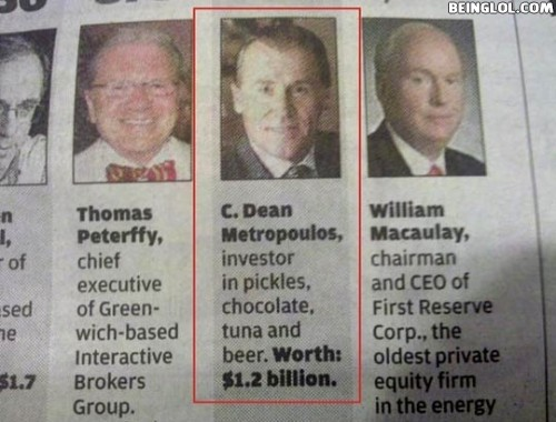 Top Billionaires In the World ...