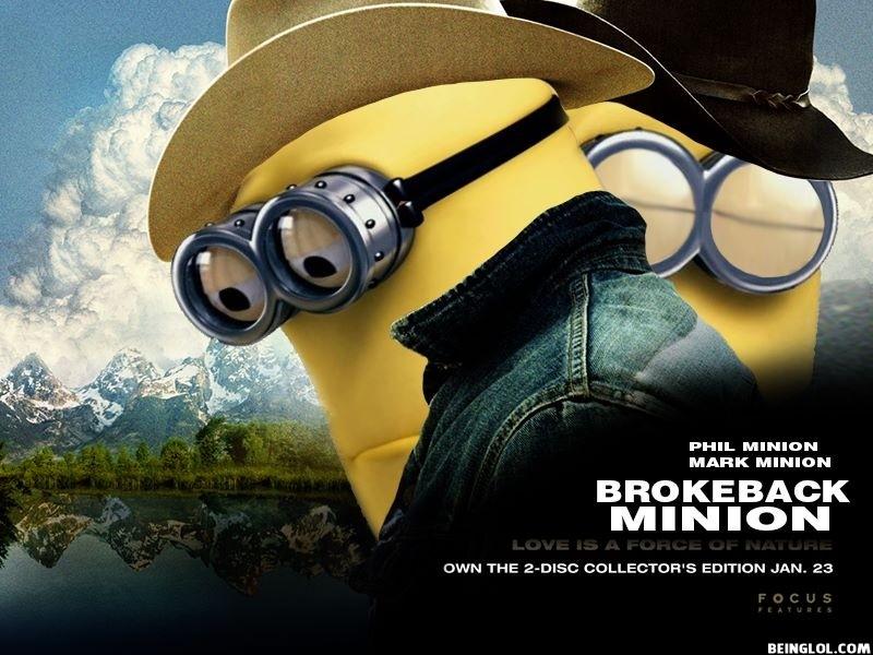 Brokeback Minion
