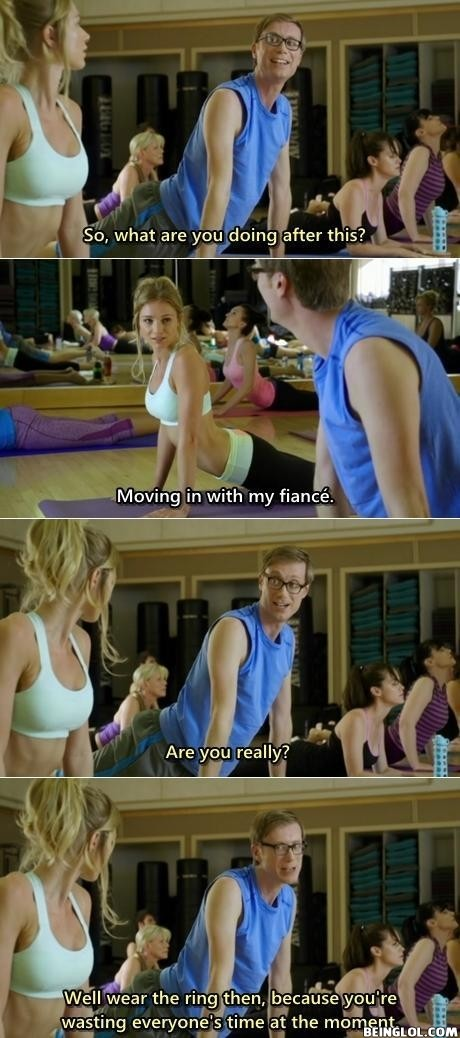 Gym Girl Fail