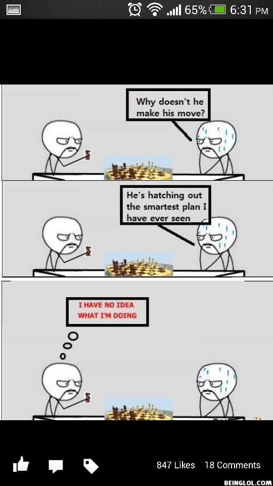 Chess Story!!