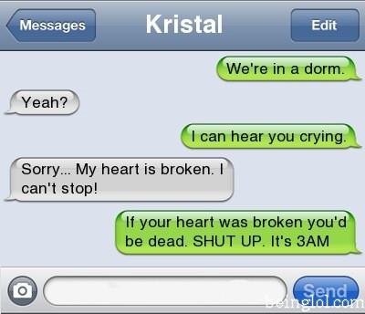 Sorry.. My Heart Is Broken
