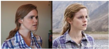 My Friends Say I Look Like Emma Watson…