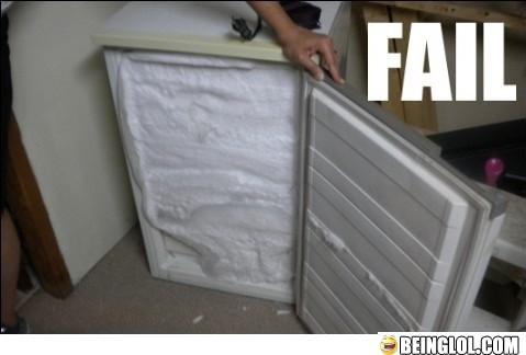 Freezer Fail