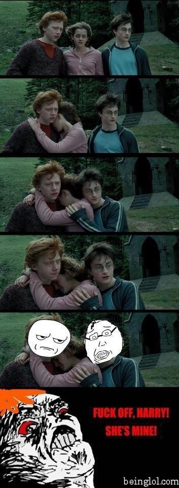 Don't Do That Harry!