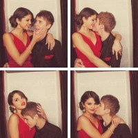 Selena Gomez And Justin Bieber Caught On Camera