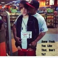 Justin Bieber Date Fail