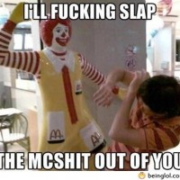 Funny Mcslap