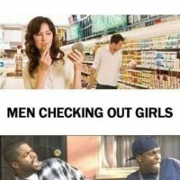 How Girls Check Out Men Vs How Men Check Out Women