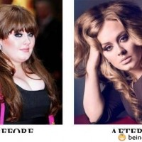 Adeles Epic Weight Loss Transformation Win