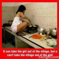 If Your Girlfriend Is From A Village