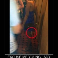 Excuse Me Young Lady