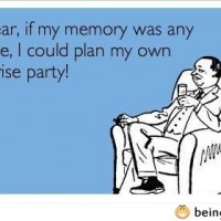 If My Memory Was Any Worse