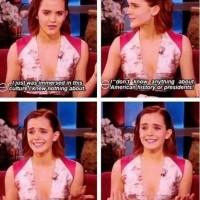 Emma Watson On America