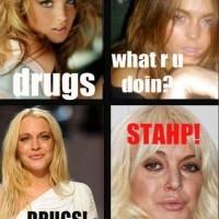 Lindsay… Stahp!