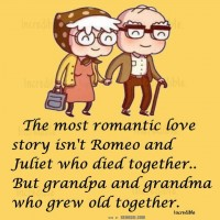 The Most Romantic Love Story Of Grand Parents