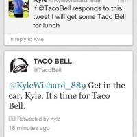 One Of Many Reasons Why I Love Taco Bell