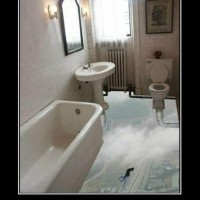 I'd Be Freaked Out!