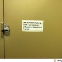 Funny Toilet Humor