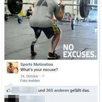 What Is Your Excuse?