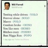 Will Ferrell Sounds Like He Was Stoned When He Tweeted This