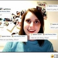 Overly Attached Facebook Status