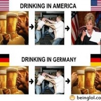 Drinking In Germany
