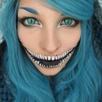 Cool Halloween Makeup Inspiration