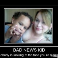 Bad News No One Is Looking At Your Face