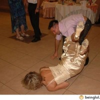 Wedding Dance Fail